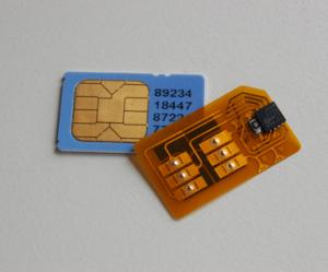 Proxy-SIM - специальная прокладка под SIM-карту