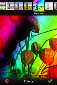 Эффект Rainbow