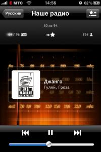 Слушаем Наше радио
