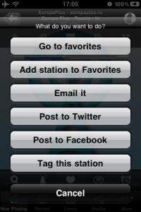 Вот что можно сделать с понравившейся станцией