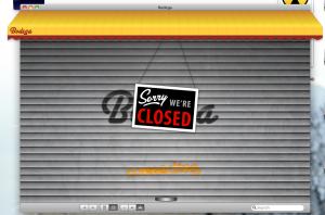 Магазинчик пока закрыт