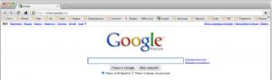 Внешний вид Chrome