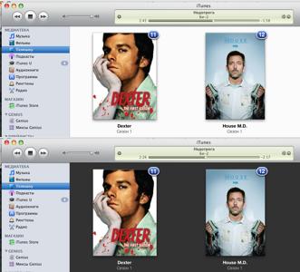 Светлая и тёмная сторона iTunes 9.0.2