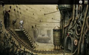 Третий уровень игры