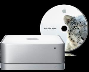 Сервер Mac Mini