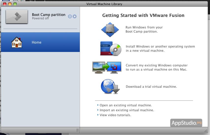 Vmware fusion как пользоваться