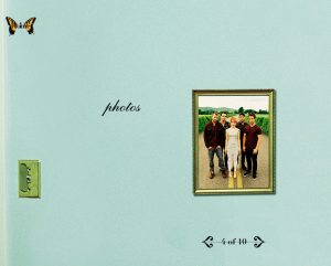 Фотоальбом Paramore