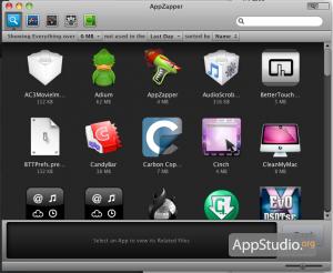 Новый режим AppZapper