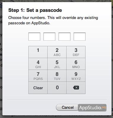 Удалённая смена пароля