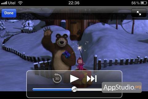 Air Video видео