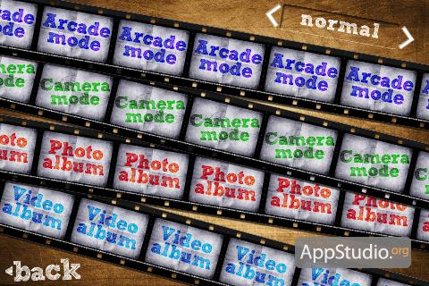 Video Puzzle режимы игры
