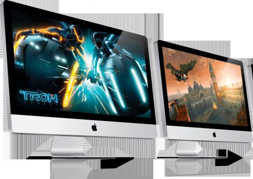 Моноблоки iMac