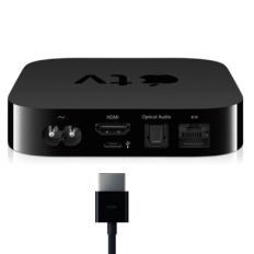 Apple TV 3G в России