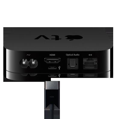 Apple TV 3G в России