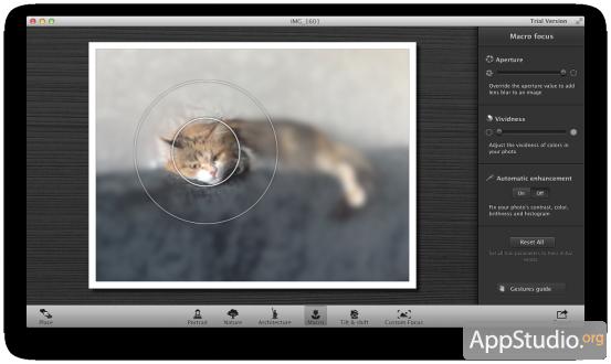 Focus для Mac