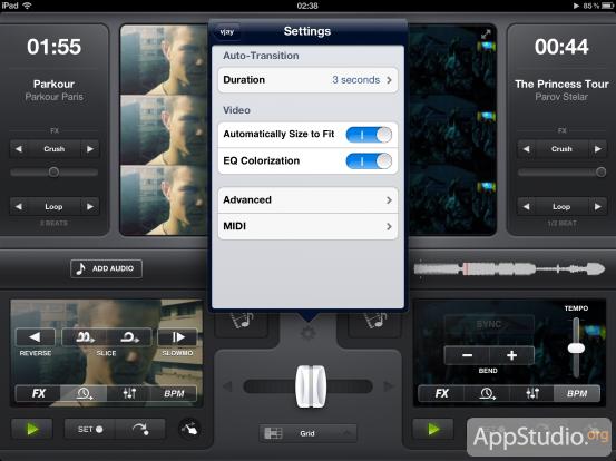 vjay для iPad