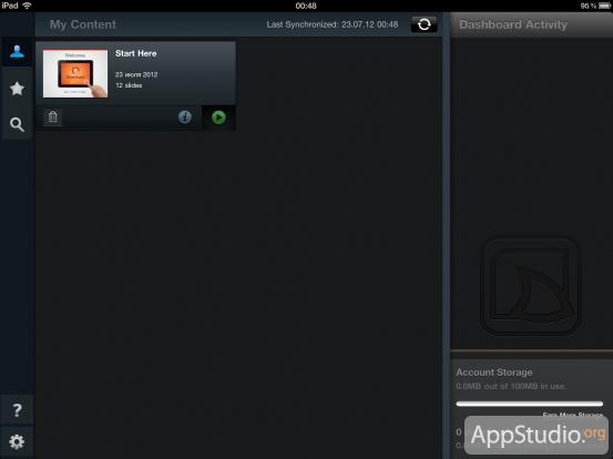 SlideShark для iPad