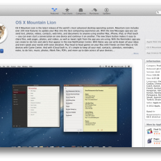 Релиз Mountain Lion