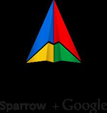 Sparrow куплен Google