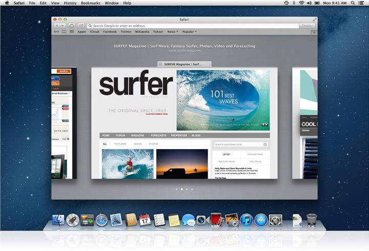 Safari браузер