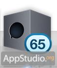 Osfoora for Mac - бейдж на иконке