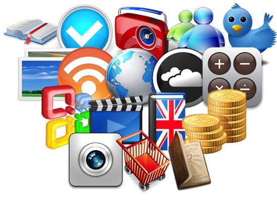 Сравнительные таблицы лучших программ App Store