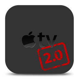 aTV Flash Black 2.0 для Apple TV 2G