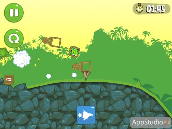 Bad Piggies для iOS