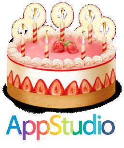 День рождения AppStudio