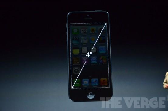 4'' дисплей iPhone 5