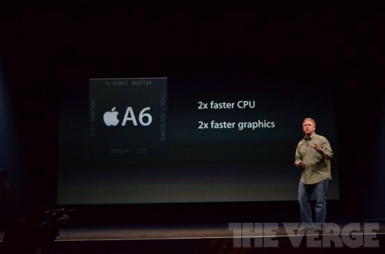 Apple A6 в iPhone 5