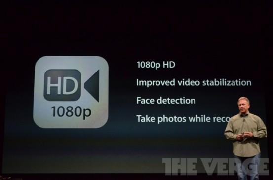 Видеосъёмка в iPhone 5