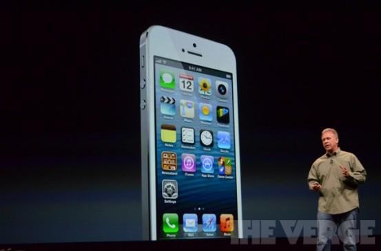 Подробности про iPhone 5
