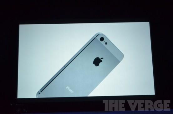 Белый iPhone 5