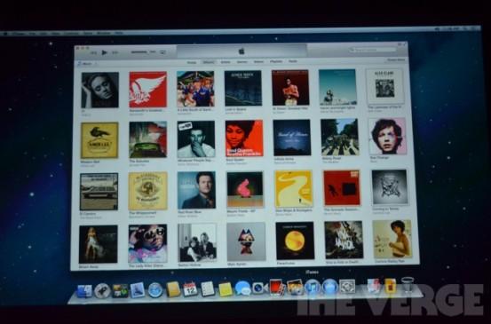 iTunes 11 - новая версия