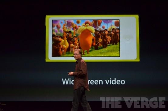 iPod nano как видеоплеер