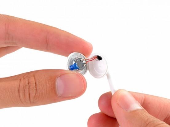 Конструкция EarPods