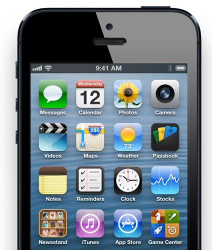 Предзаказы iPhone 5