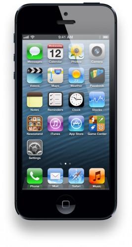 Разлоченные iPhone 5 в США