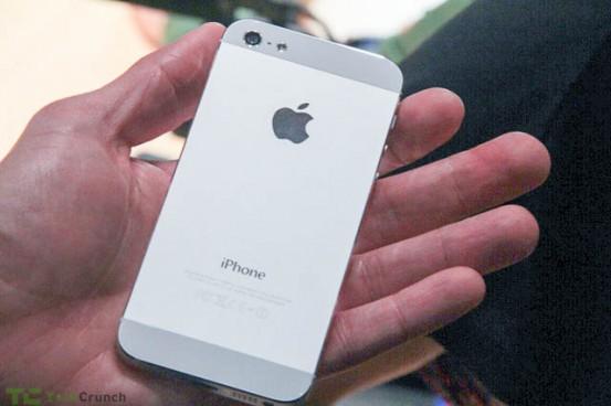 Фотографии белого iPhone 5