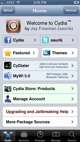 Джейлбрейк iPhone 5
