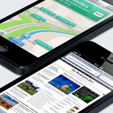 Диапазоны LTE в iPhone 5