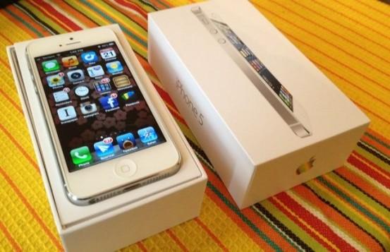 Россвязь зарегистрировала iPhone 5