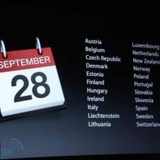 Новая волна продаж iPhone 5