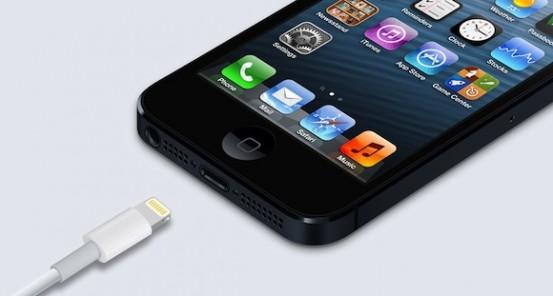 Коннектор Lightning для iPhone 5