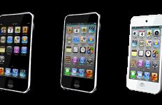 Характеристики iPod touch
