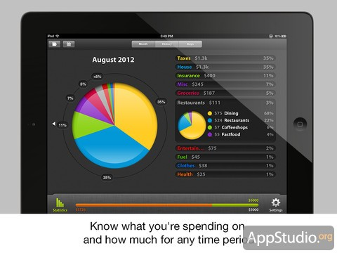 CoinKeeper HD из App Store