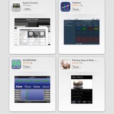 Новый поиск в App Store