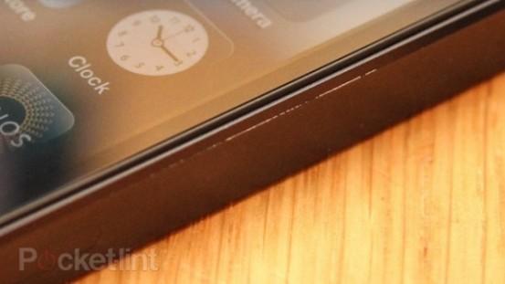 Царапины iPhone 5