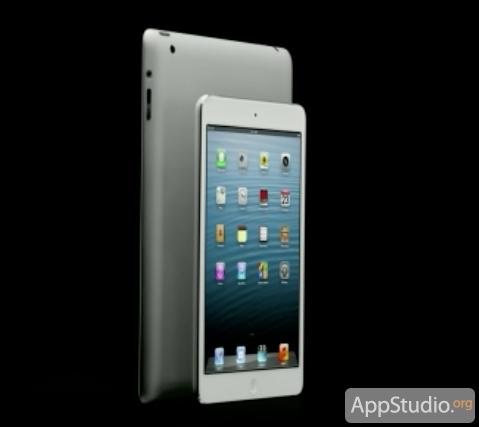 iPad 4 и iPad mini